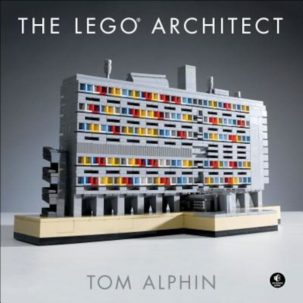 The Lego Architect, Hardcover