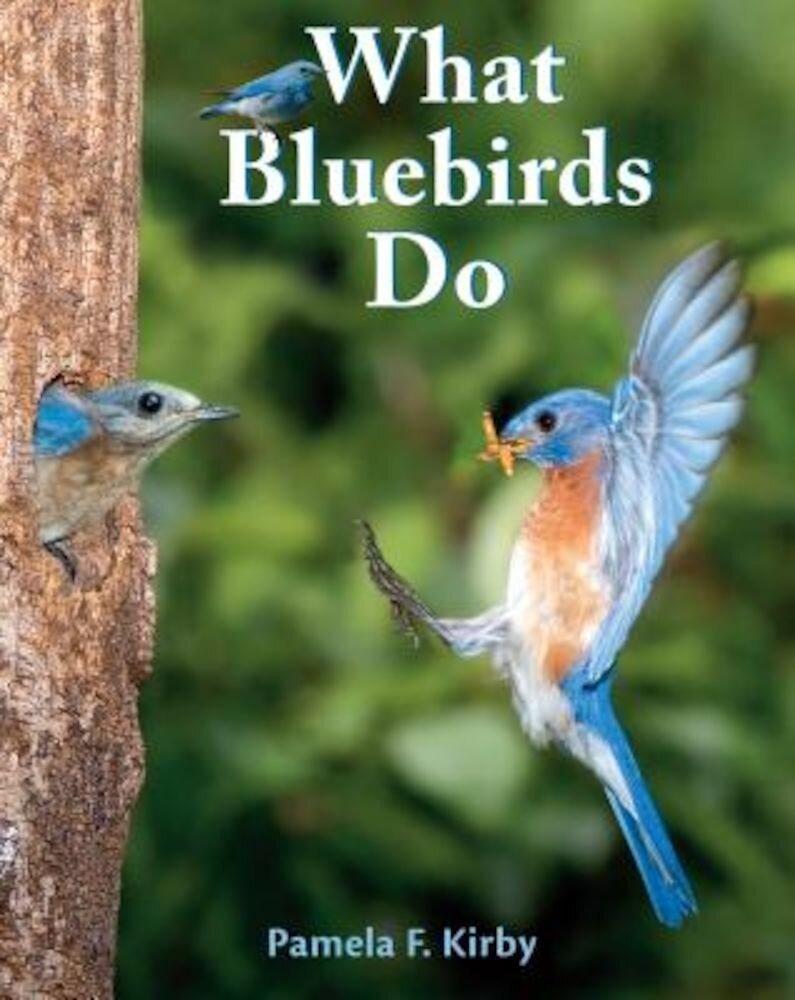 What Bluebirds Do, Paperback