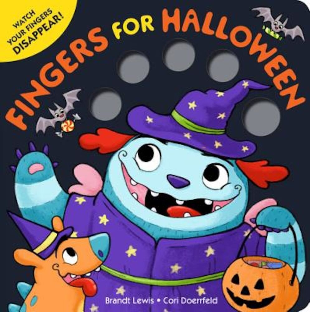 Fingers for Halloween, Hardcover