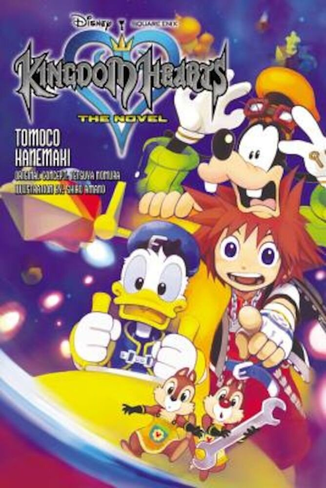 Kingdom Hearts: The Novel (Light Novel), Paperback