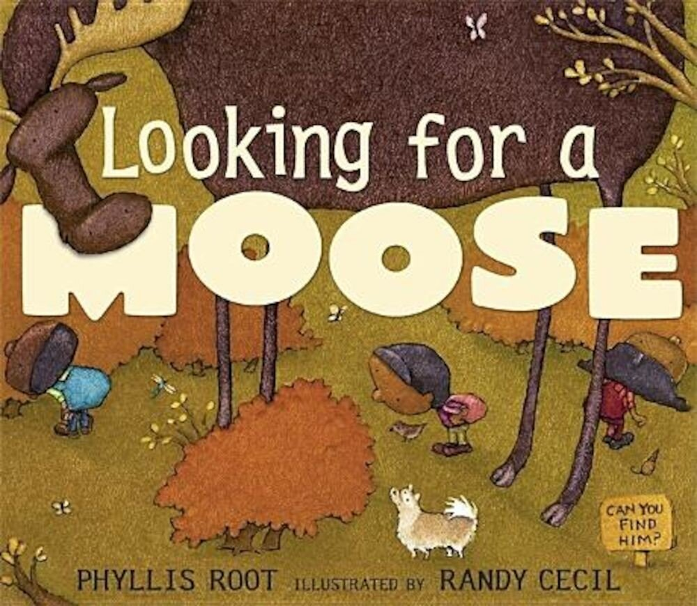 Looking for a Moose, Paperback