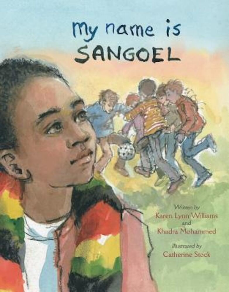 My Name Is Sangoel, Hardcover