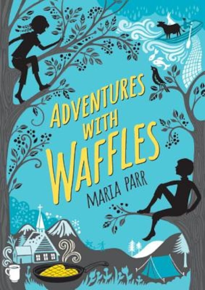 Adventures with Waffles, Hardcover