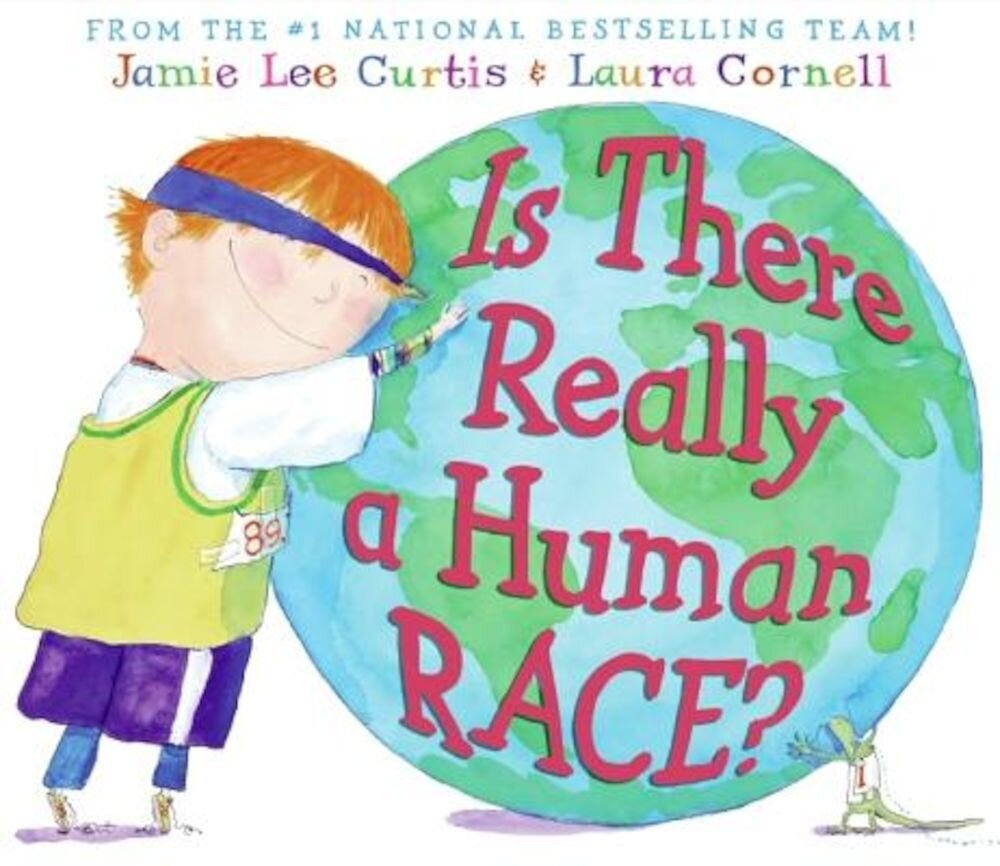 Is There Really a Human Race?, Hardcover
