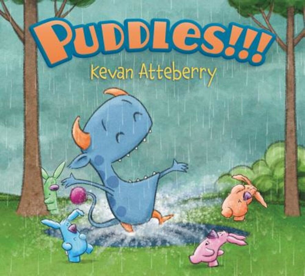 Puddles!!!, Hardcover