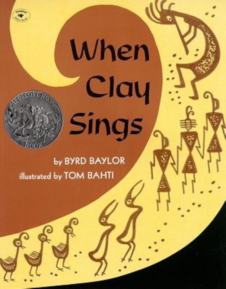 When Clay Sings, Paperback