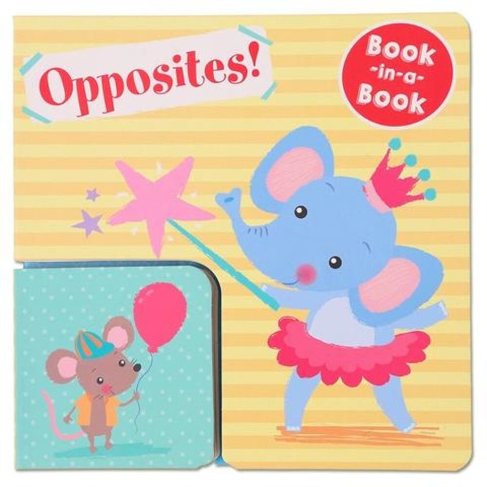 Book-In-A-Book Opposites