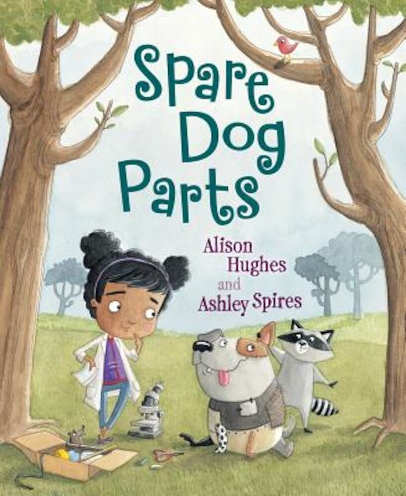 Spare Dog Parts, Hardcover