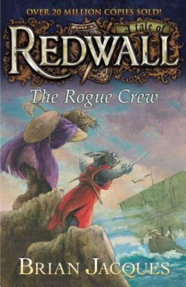 The Rogue Crew: A Tale Fom Redwall, Paperback