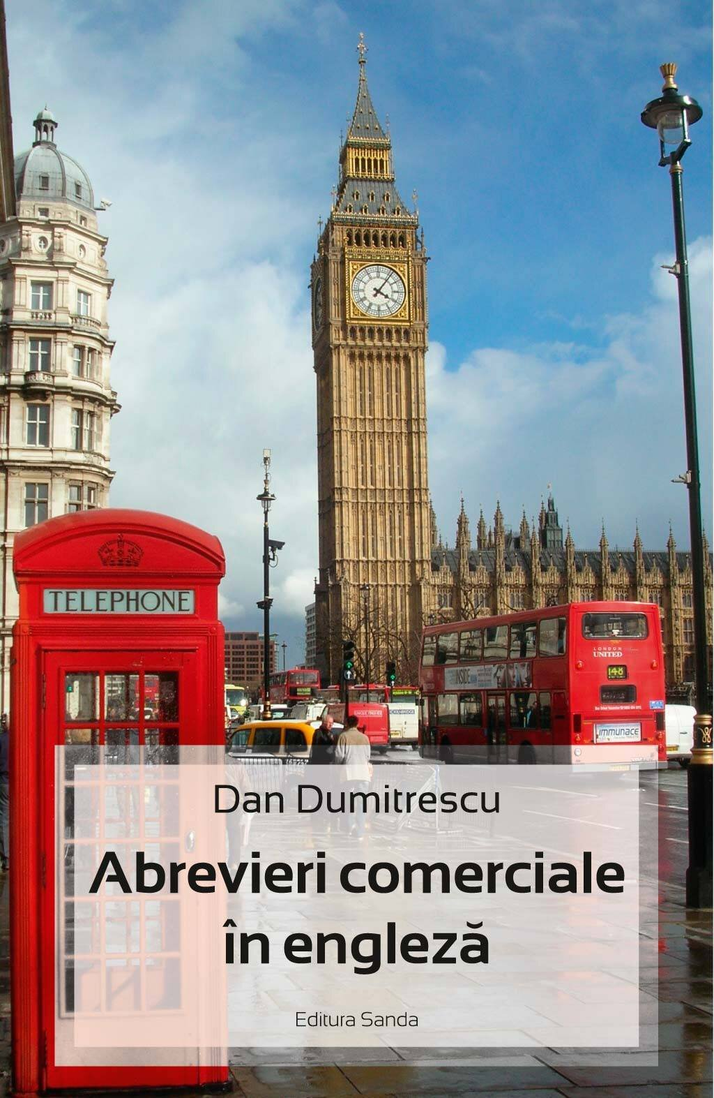 Abrevieri comerciale in engleza (eBook)