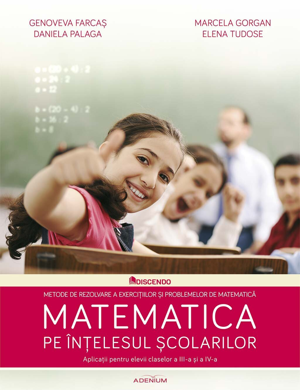 Matematica pe intelesul scolarilor (eBook)