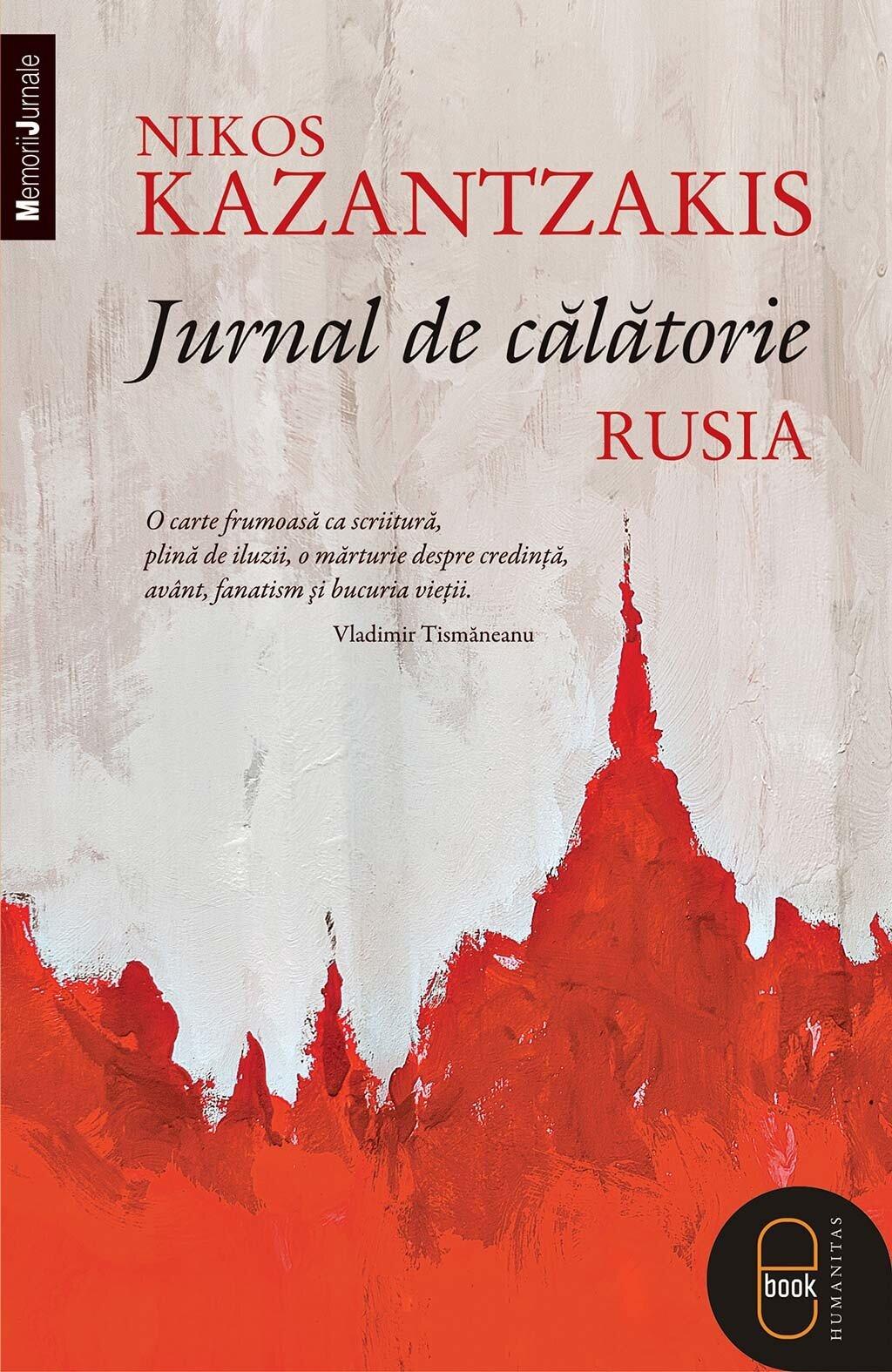 Jurnal de calatorie. Rusia PDF (Download eBook)