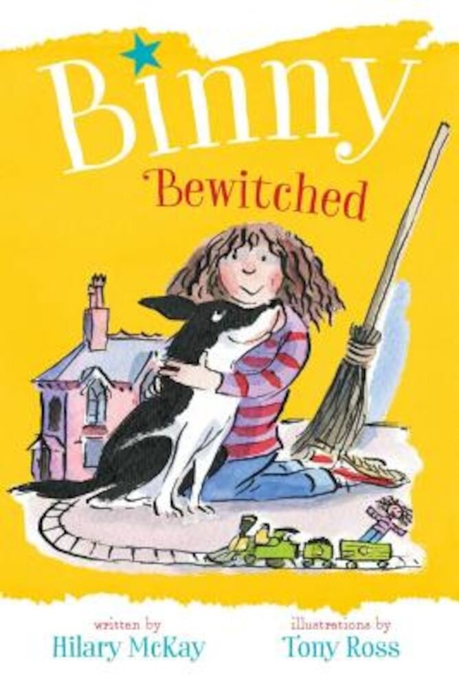 Binny Bewitched, Hardcover