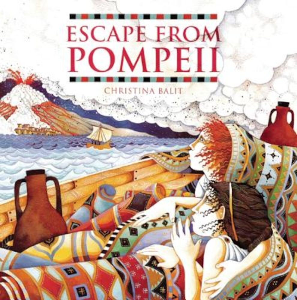 Escape from Pompeii, Paperback
