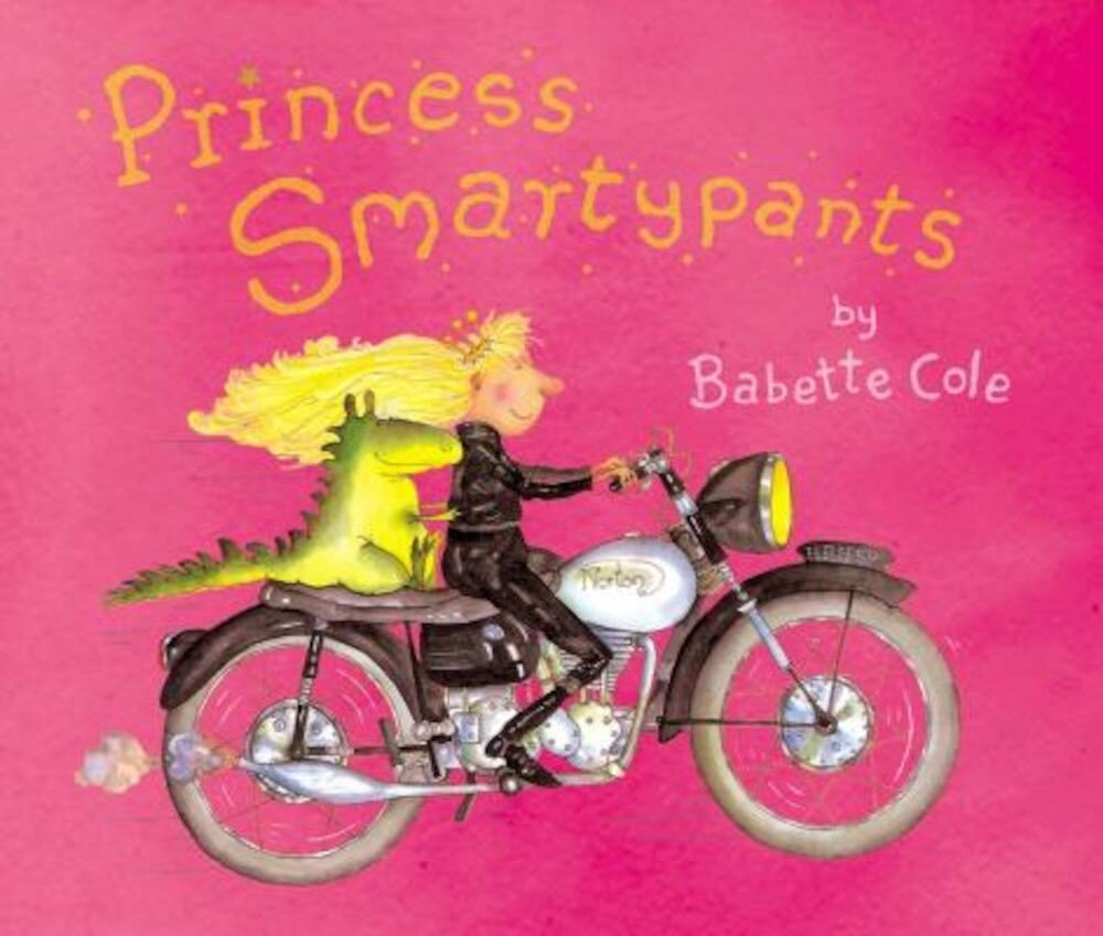 Princess Smartypants, Hardcover