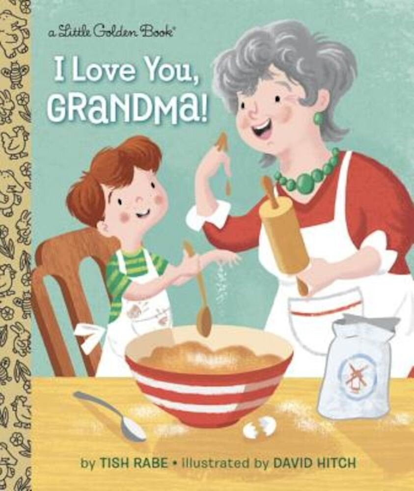 I Love You, Grandma!, Hardcover