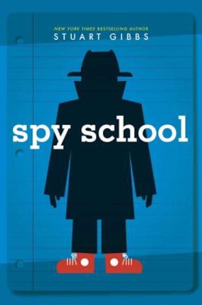 Spy School, Hardcover