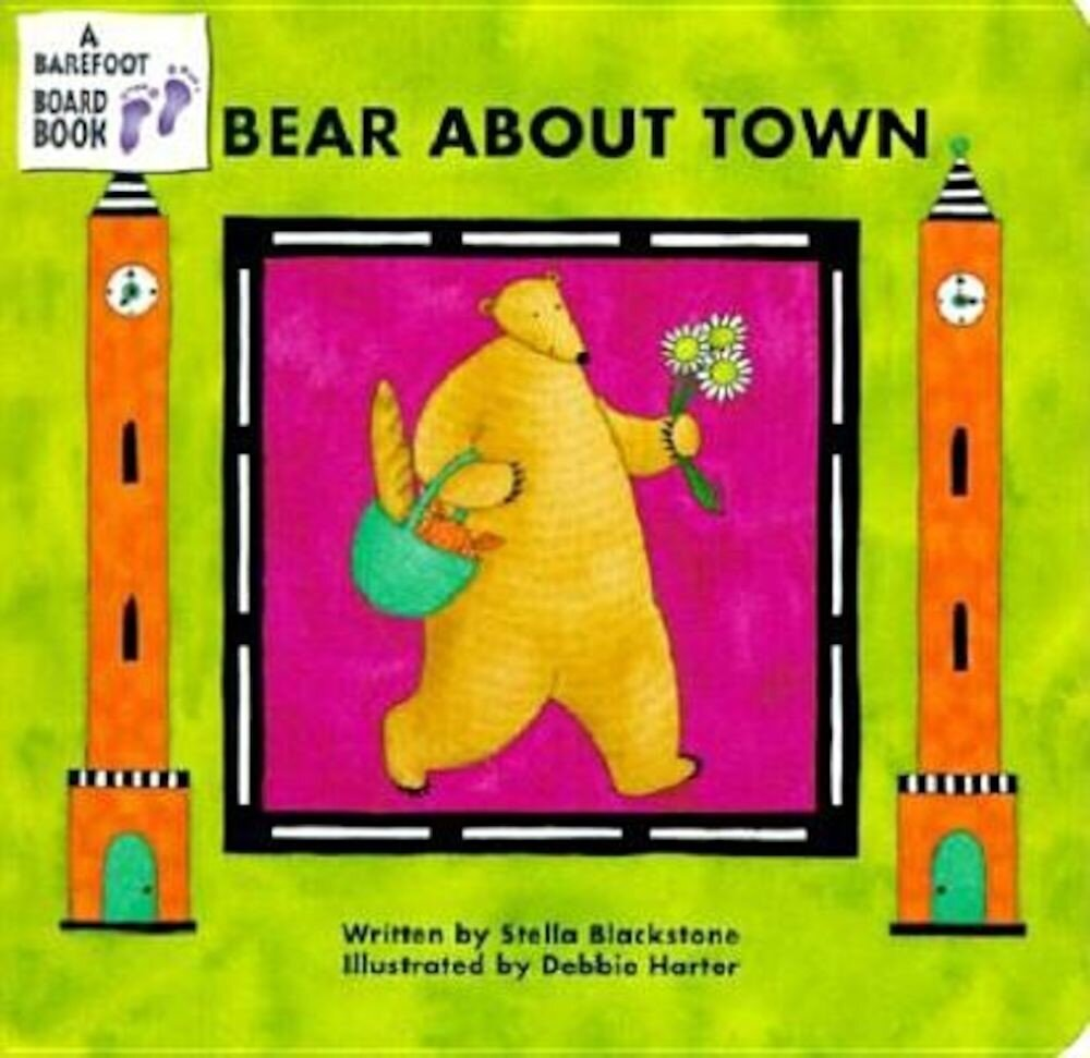 Bear about Town, Hardcover