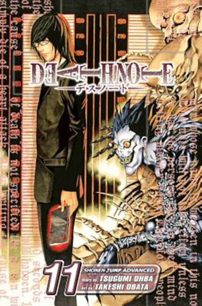 Death Note, Volume 11, Paperback