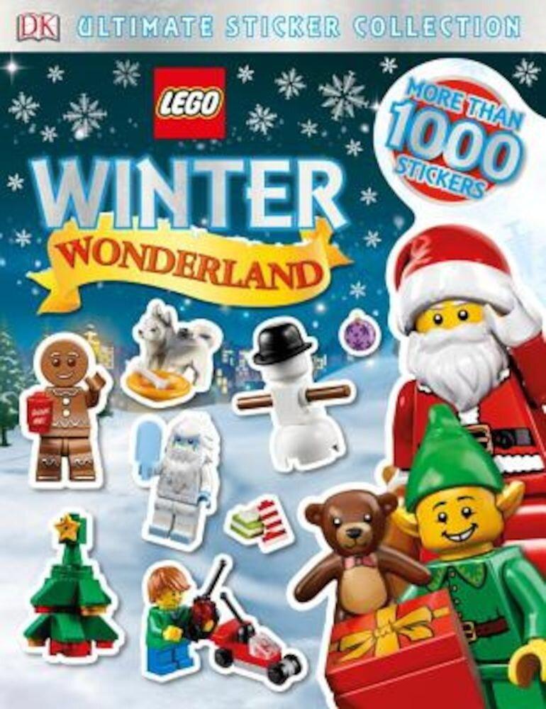 Lego Winter Wonderland, Paperback