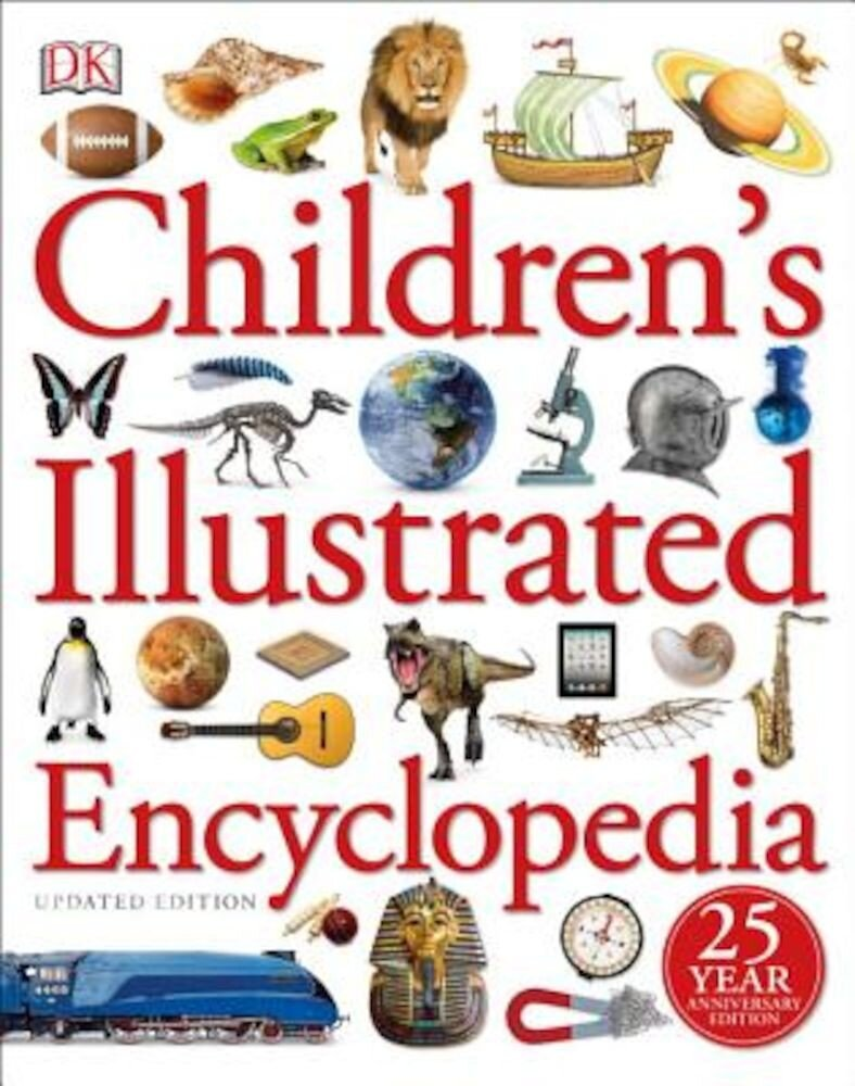 Children's Illustrated Encyclopedia, Hardcover