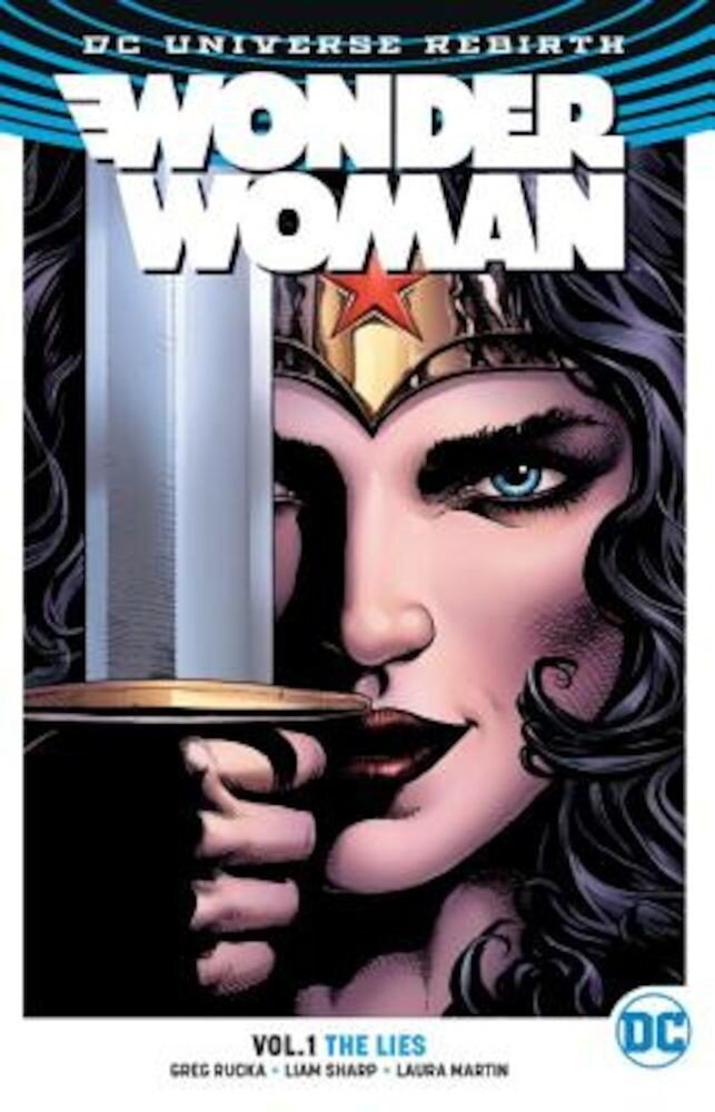 Wonder Woman Vol. 1: The Lies (Rebirth), Paperback