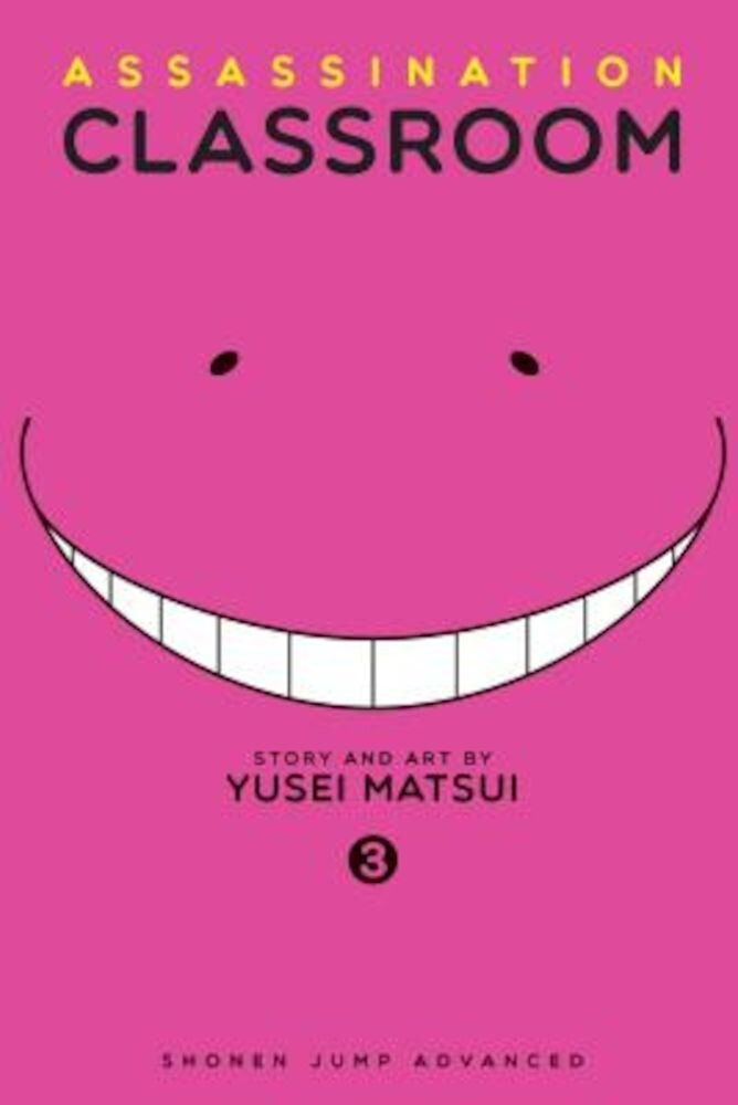 Assassination Classroom, Vol. 3, Paperback