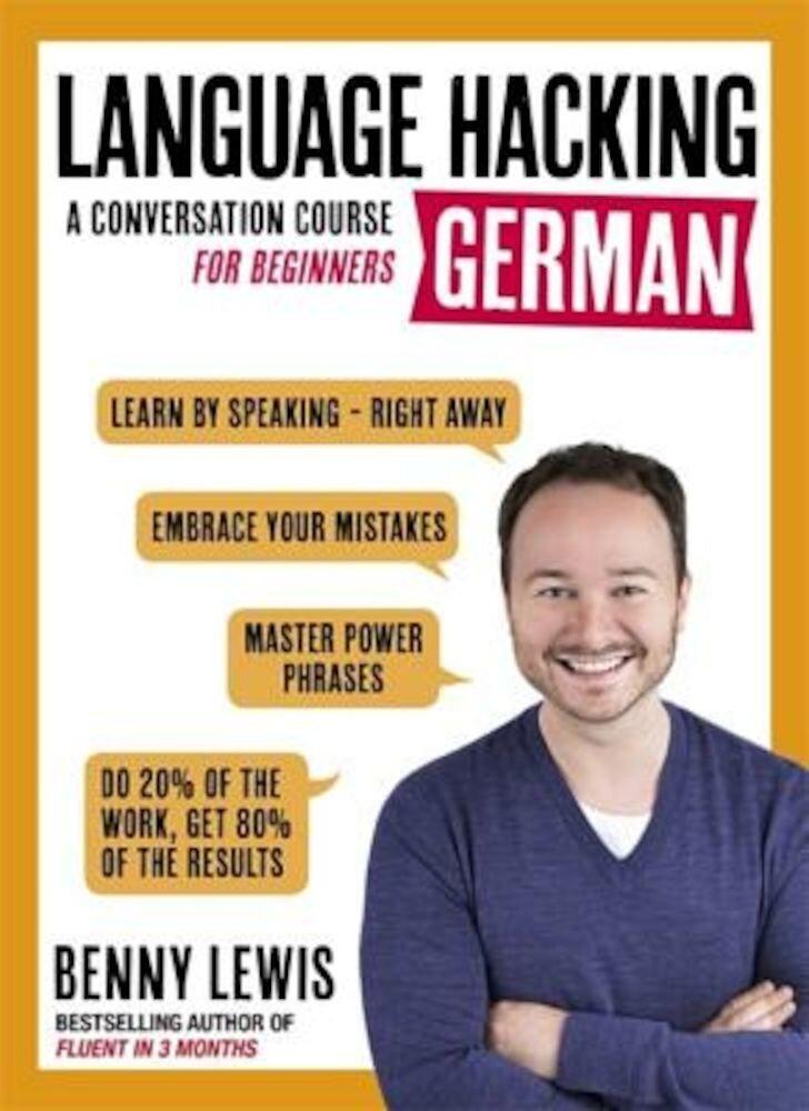 Language Hacking German, Paperback