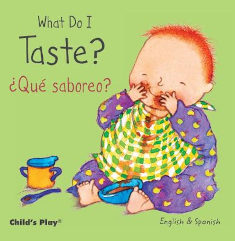 What Do I Taste? / Que Saboreo?, Hardcover