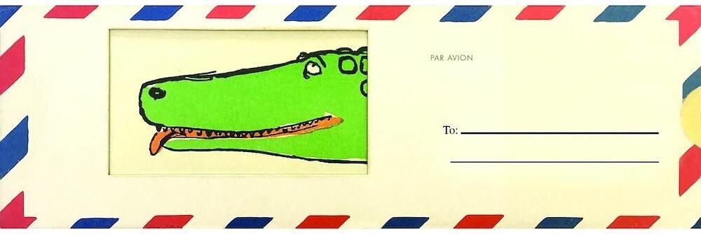 Crocodile Tears, Paperback