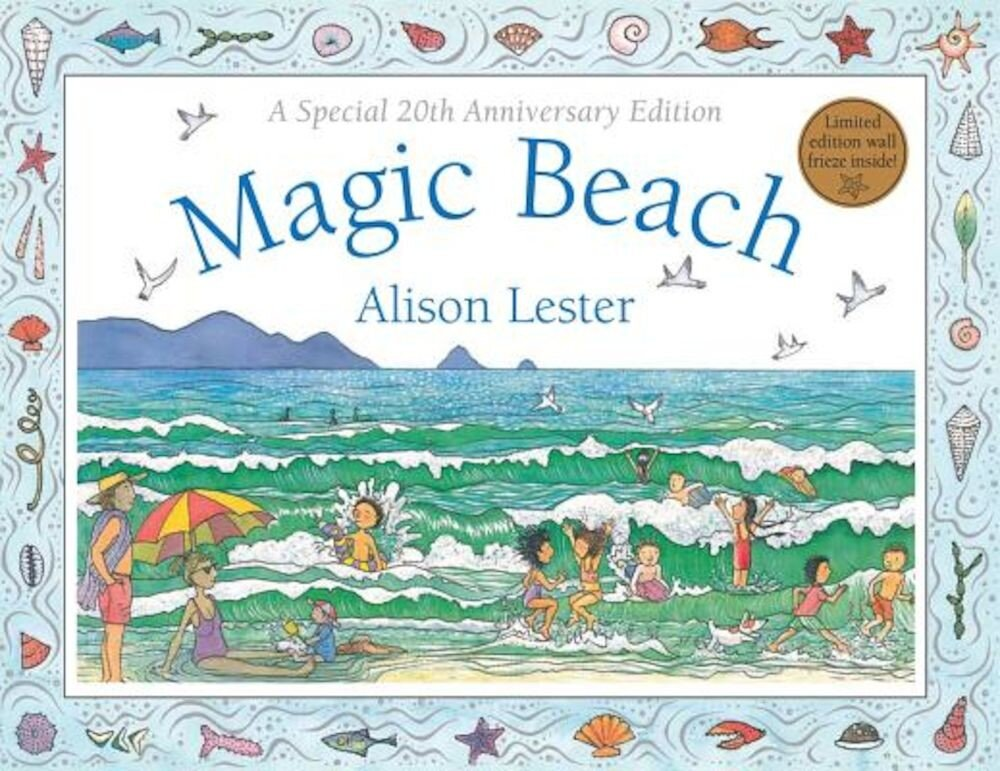 Magic Beach: A Special 20th Anniversary Edition, Hardcover