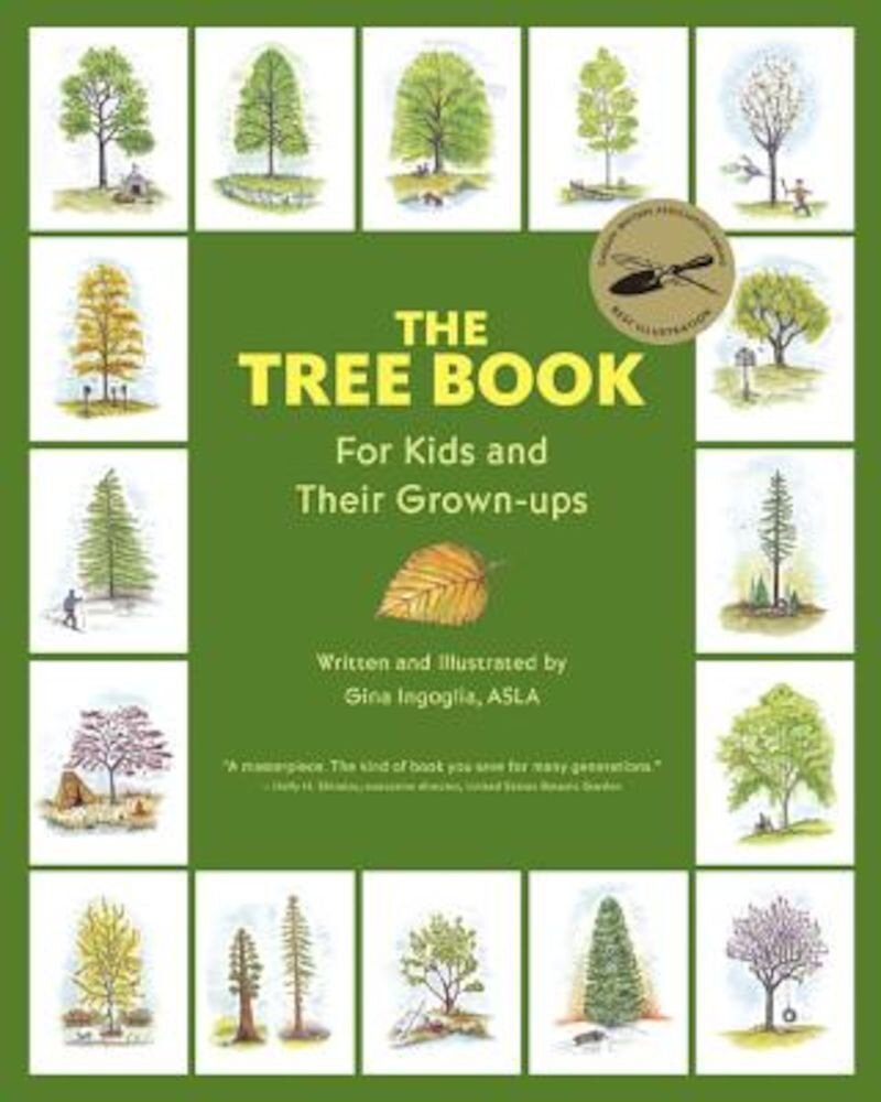 The Tree Book for Kids and Their Grown-Ups, Hardcover