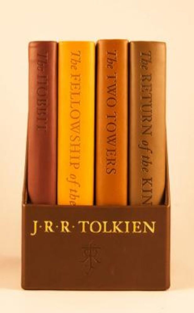 The Hobbit and the Lord of the Rings: Deluxe Pocket Boxed Set, Hardcover