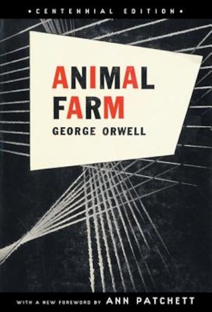 Animal Farm: A Fairy Story, Paperback
