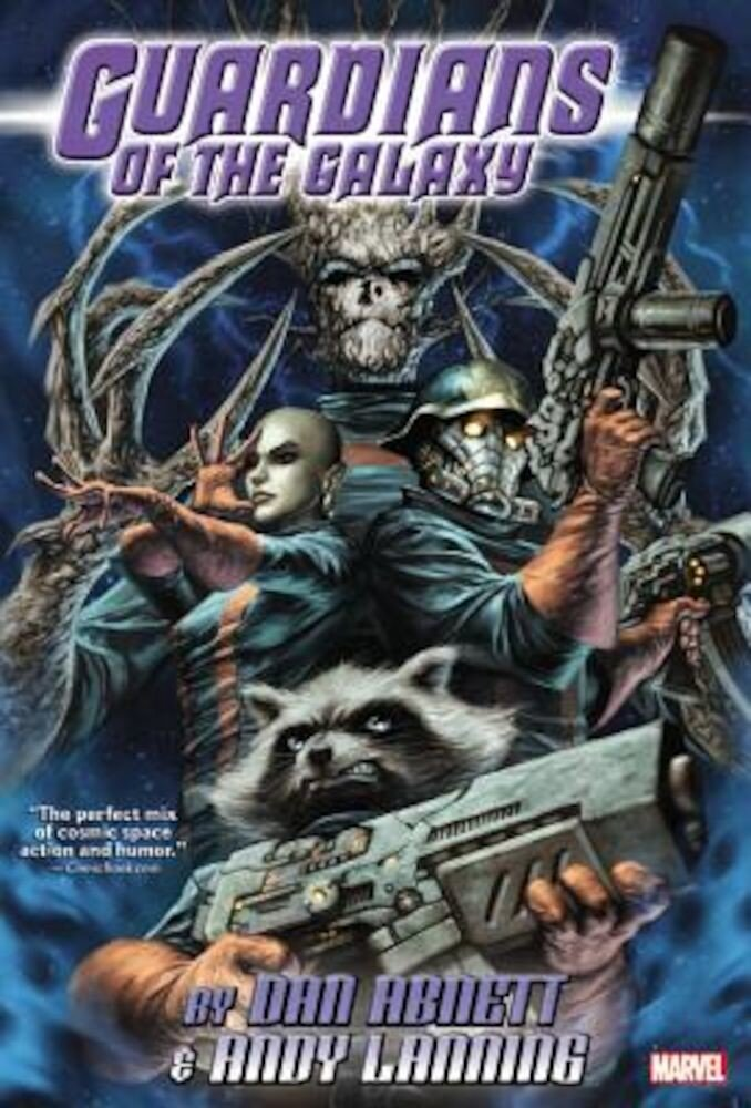 Guardians of the Galaxy Omnibus, Hardcover