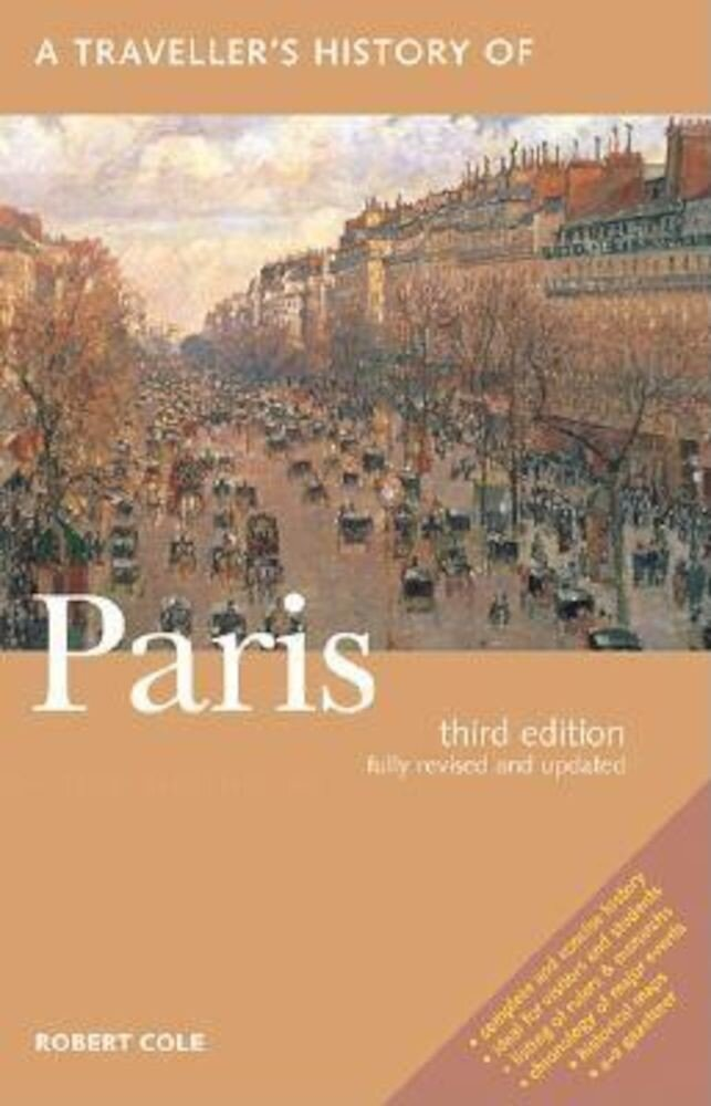 A Traveller's History of Paris, Paperback