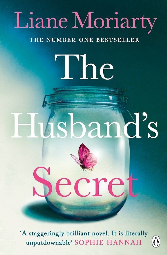 Coperta Carte The Husband's Secret