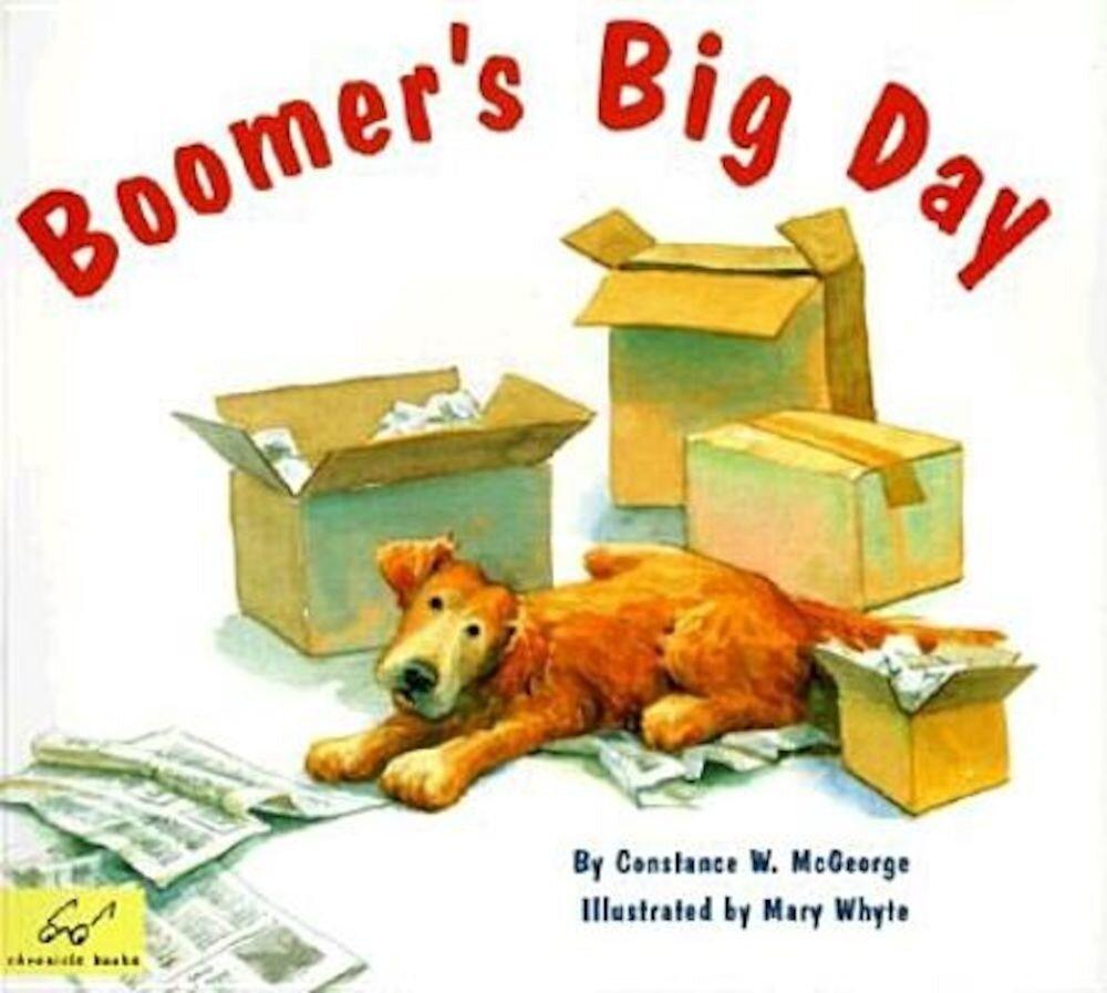 Boomer's Big Day, Paperback