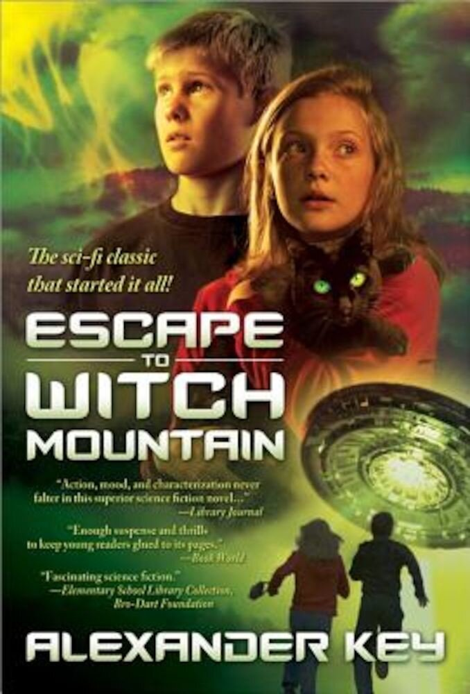 Escape to Witch Mountain, Paperback