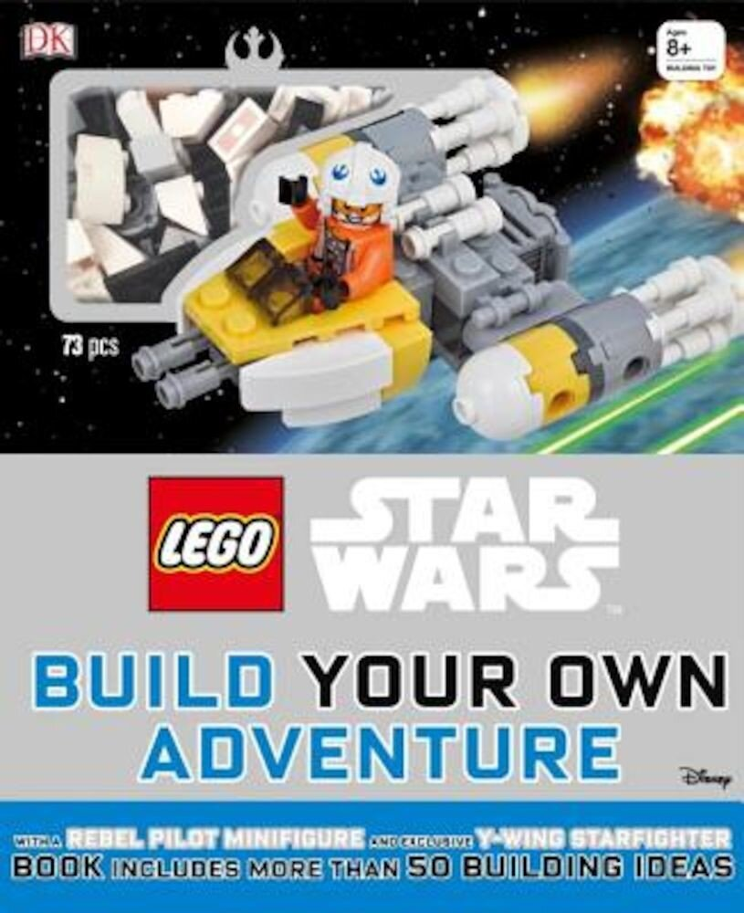 Lego Star Wars: Build Your Own Adventure, Hardcover