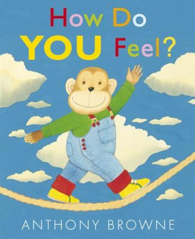 How Do You Feel?, Hardcover