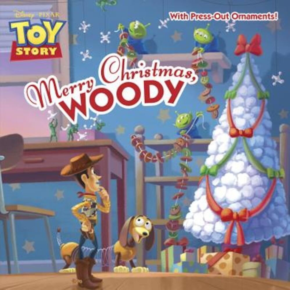 Merry Christmas, Woody [With Ornament], Paperback