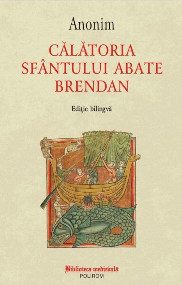 Coperta Carte Calatoria Sfantului abate Brendan