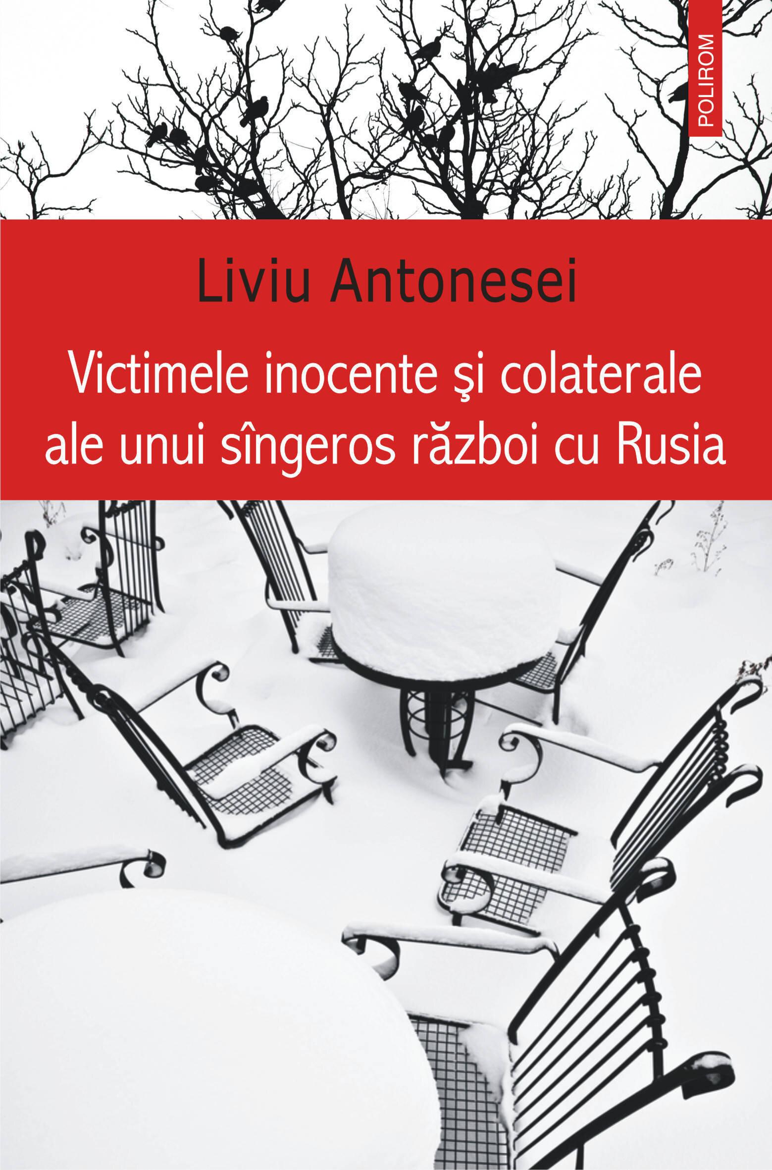 Victimele inocente si colaterale ale unui singeros razboi cu Rusia (eBook)