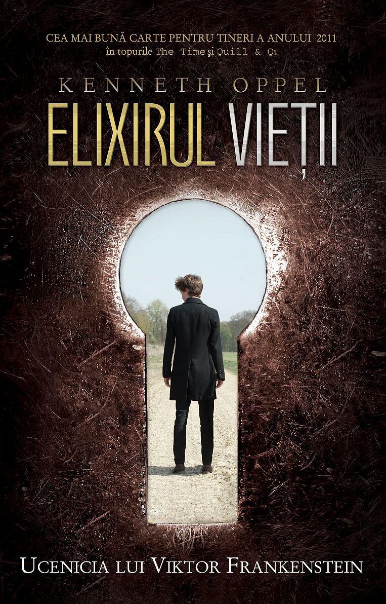 Elixirul vietii, Ucenicia lui Viktor Frankenstein, Vol.1 (eBook)