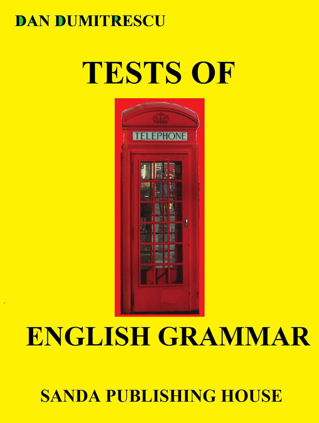 Tests of English Grammar (eBook)