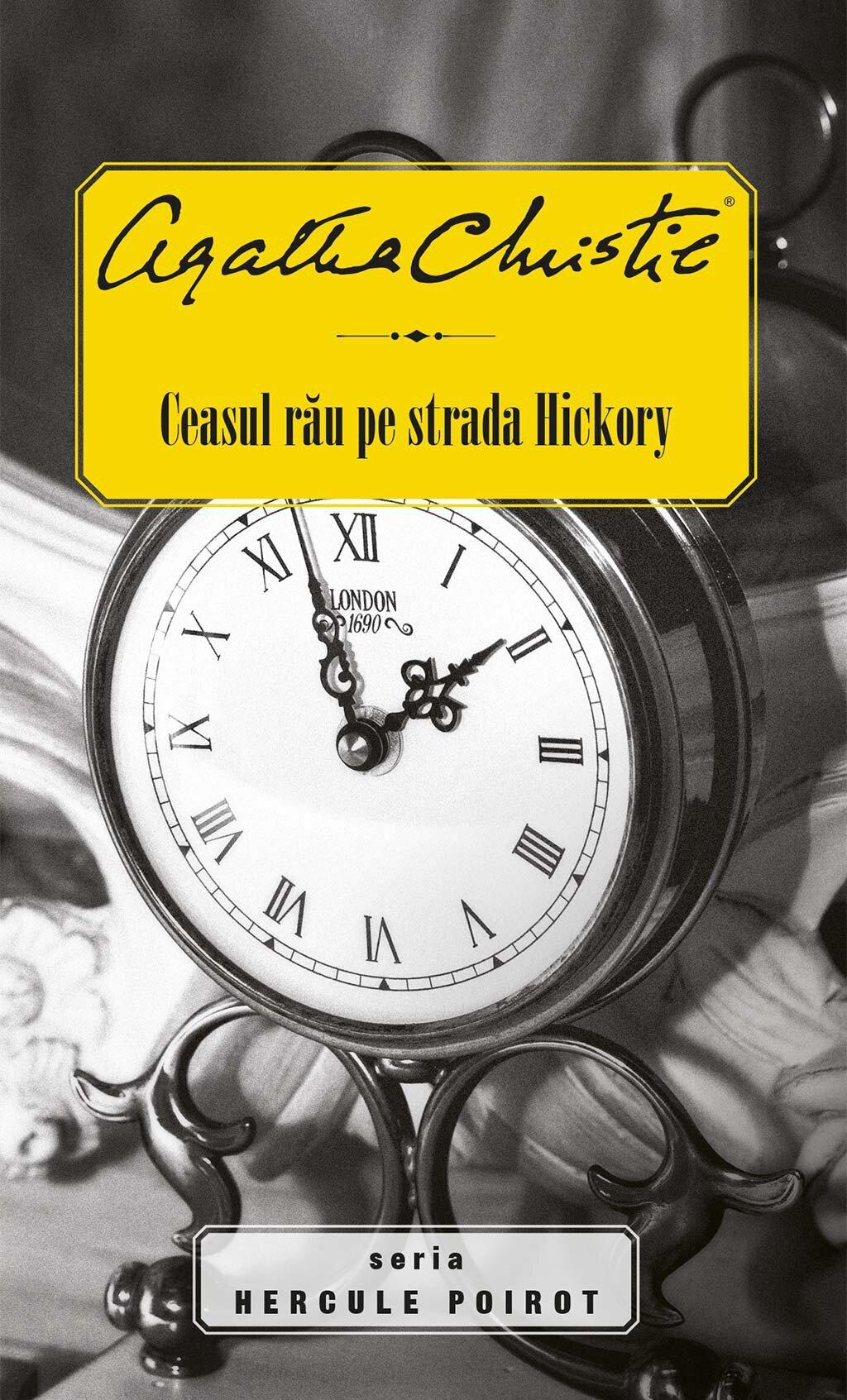 Ceasul rau pe strada Hickory (eBook)