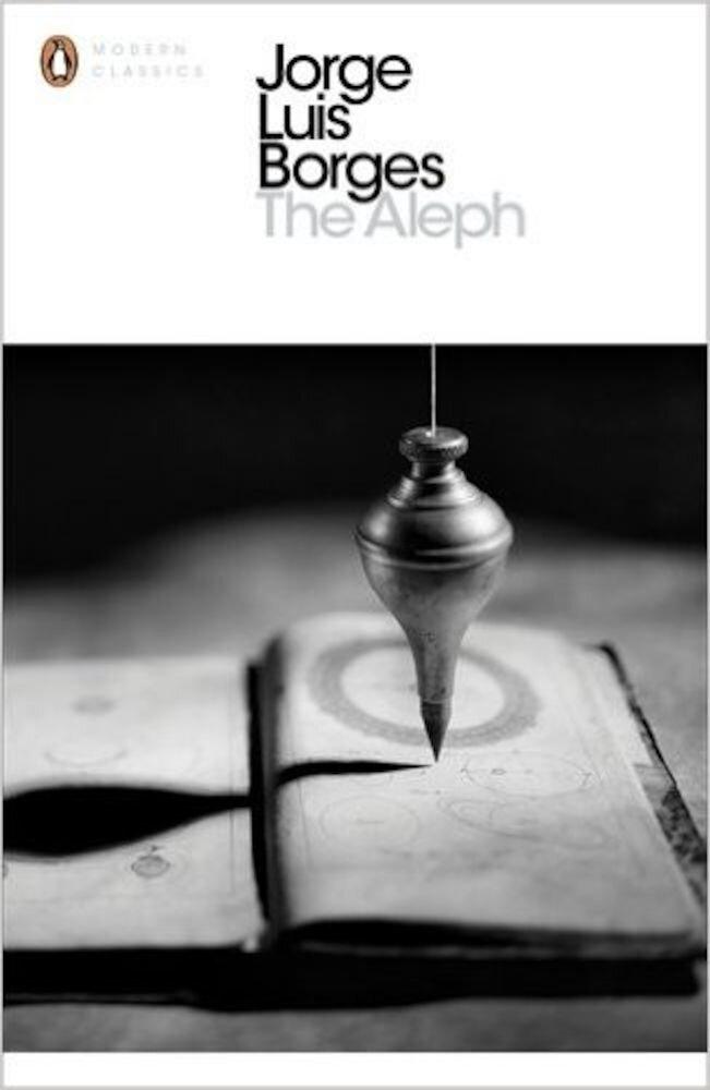 Coperta Carte The Aleph
