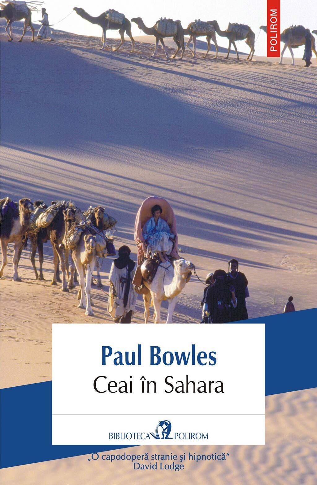 Ceai in Sahara PDF (Download eBook)