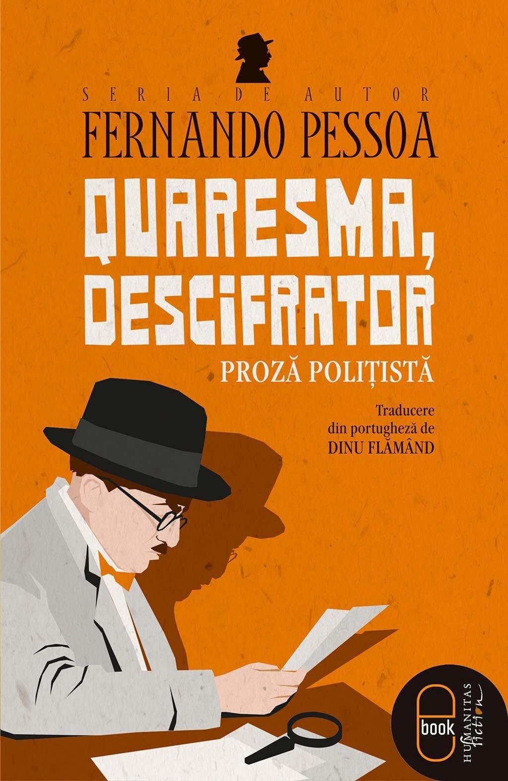 Quaresma, descifrator. Proza politista (eBook)